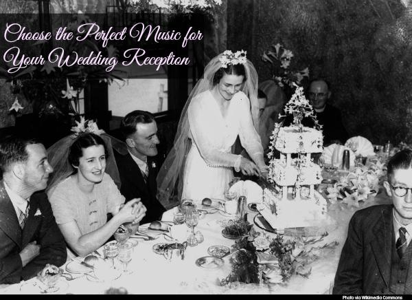 Wedding Reception Music